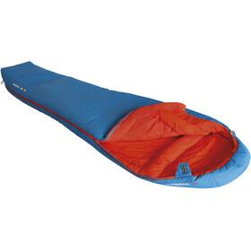 High Peak Hyperion -5 Sacos de dormir, blue/orange